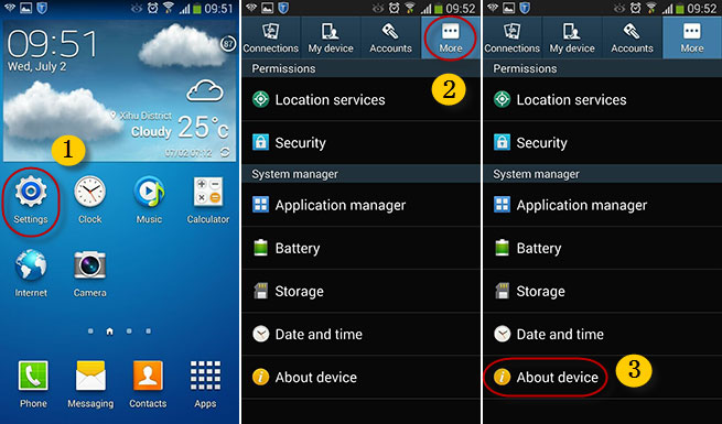 How to Unlock Samsung Galaxy SIM Card without Sim Card Verizon?