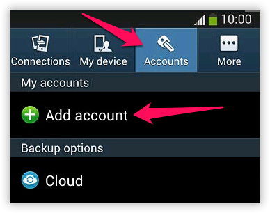 How to Add New Google Account on Android Device