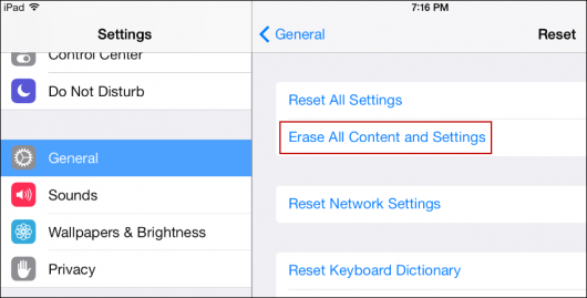 iPad Data Eraser - How to Permanently Erase Data from iPad